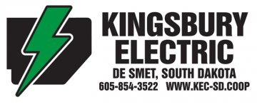 Kingsbury Electric Cooperative's Logo