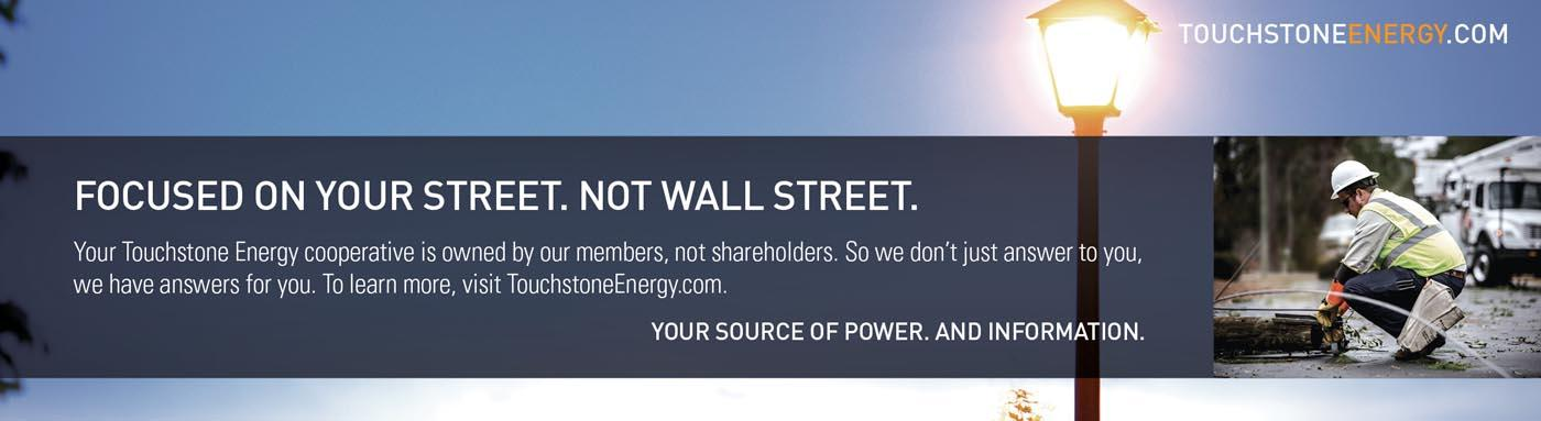 Your Street Not Wall Street Your Source